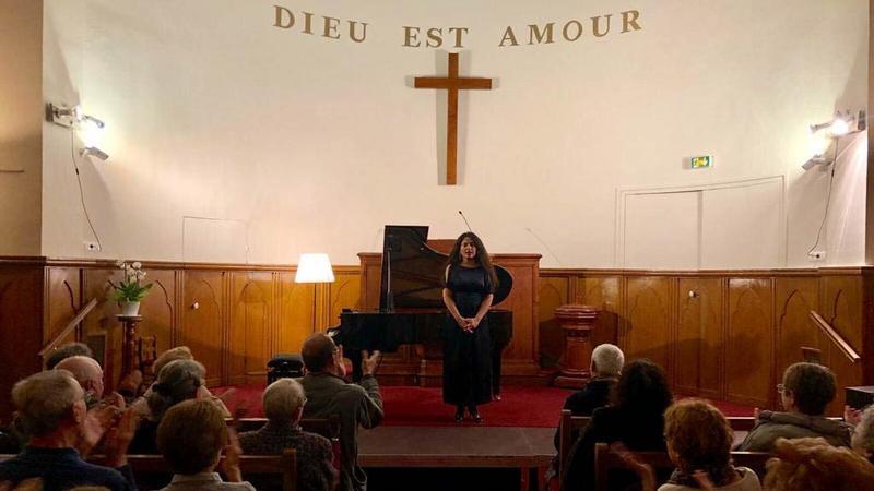 Azərbaycanlı pianoçu Fransanı məst etdi