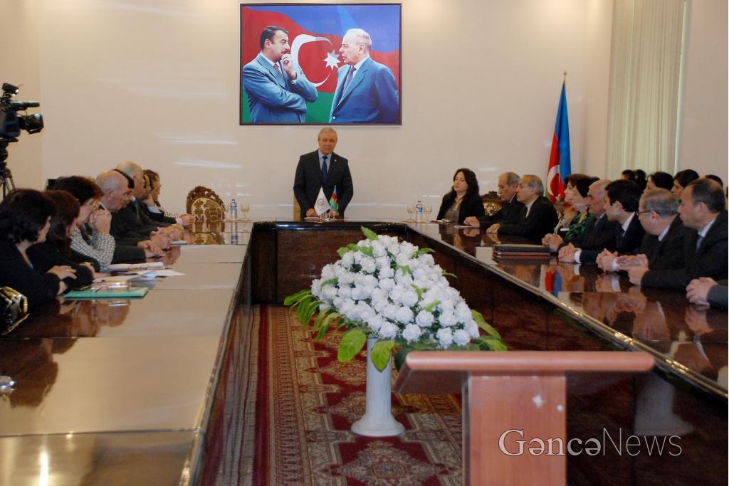 Gəncə Dövlət Universiteti böyüyür və inkişaf edir