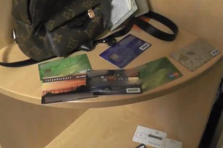 Rusiyada İŞİD sponsoru yaxalandı, İstanbul kartı çıxdı – Foto