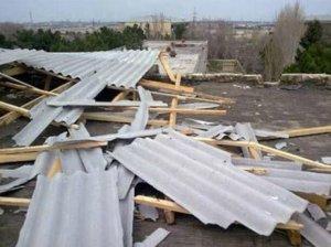 Güclü küləyin fəsadları: İsmayıllıda 70 kənd işıqsız qaldı