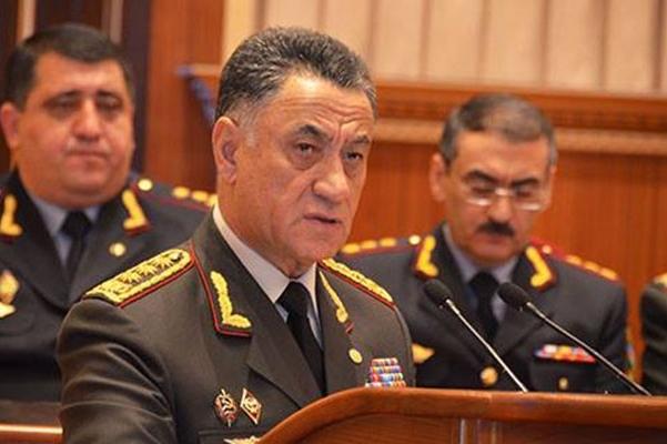 Ramil Usubov Baş Polis İdarəsinə yeni rəis təyin etdi