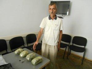 Lənkəran sakini Astarada 5 kq narkotiklə tutuldu