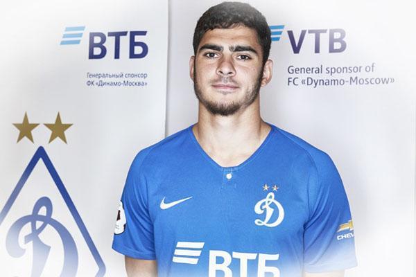 """Ramilin """"Dinamo""""dakı forma nömrəsi müəyyənləşdi"""