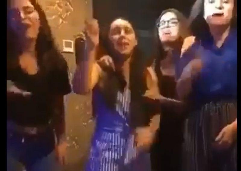 """""""Yənə kulub, diskoteka və bar"""" Azərbaycan qızları yenə gündəmdə"""