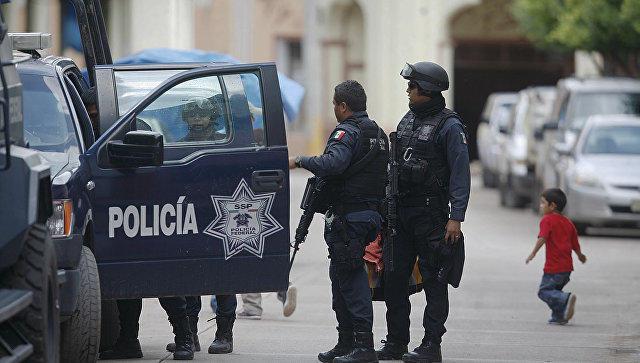 Meksikada silahlı hücum – Ölənlər var