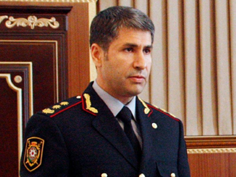 Bərdənin Polis Şöbəsinə yeni təyinat oldu