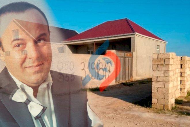 """""""Sevgilisi üçün tikdirdi və…"""" – Elarizin başı bəlalı evindən fotolar"""