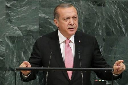 """Ərdoğan: """"Azərbaycan torpaqlarının işğal altında saxlanılması qəbuledilməzdir"""""""
