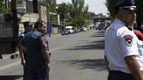 Ermənistanda atışma: 2  nəfər yaralandı