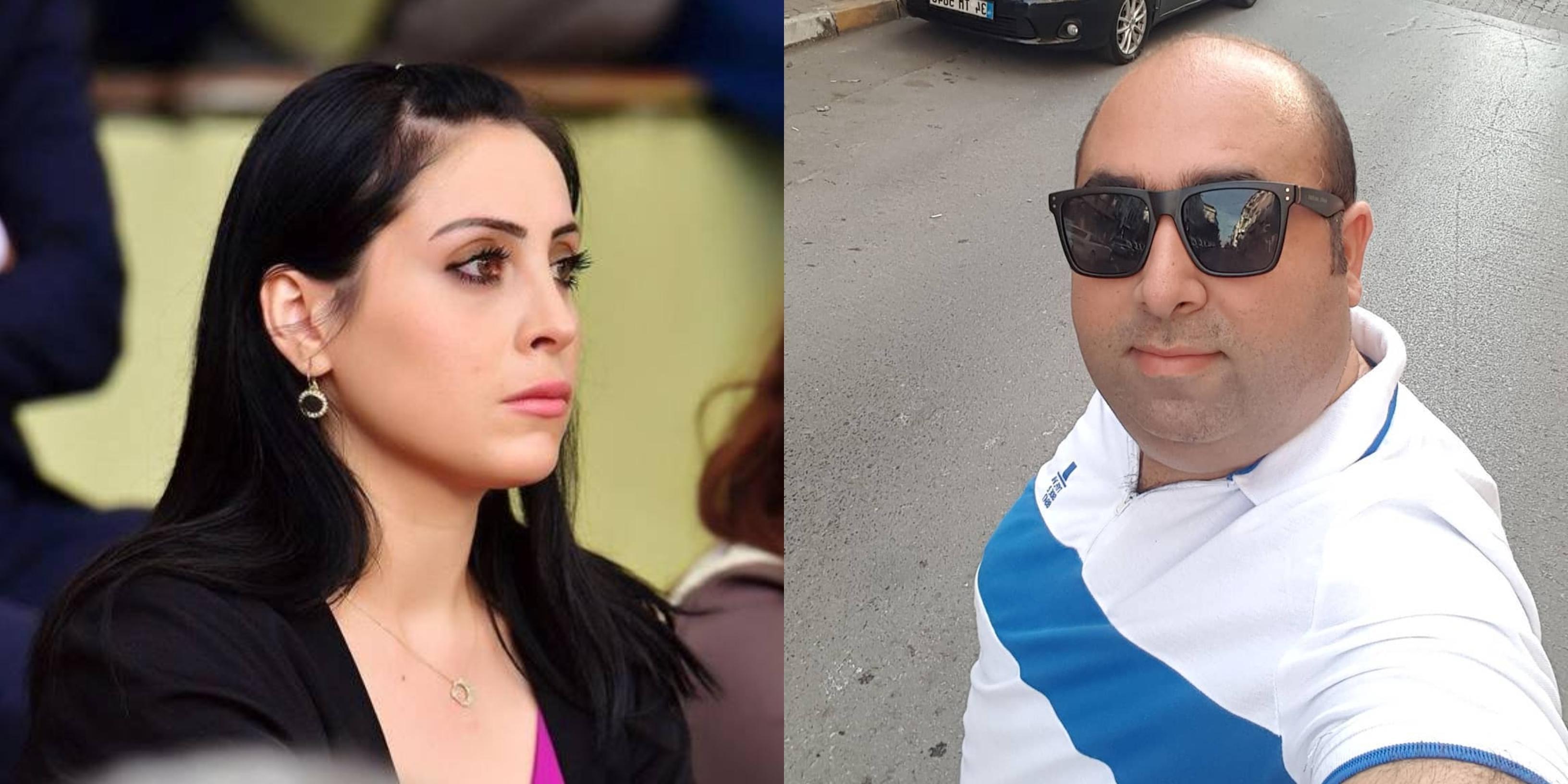Türkiyəli aktrisa azərbaycanlı prodüserə evlilik təklifi etdi – FOTO