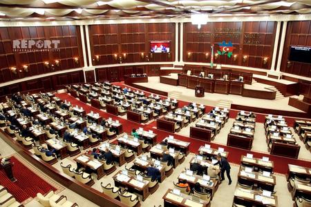 Milli Məclisin payız sessiyası başlayır