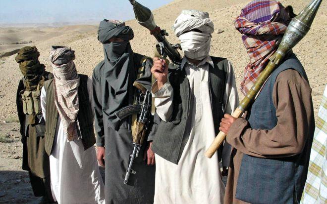 """Talibanın """"qubernator""""ları məhv edildi"""
