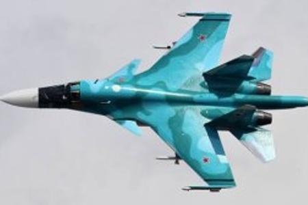 Rusiyada iki Su-34 təyyarəsi toqquşdu