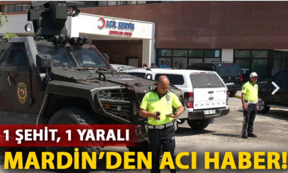 Türkiyədə PKK ilə atışma – bir polis əməkdaşı şəhid oldu