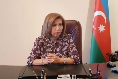 """Bahar Muradova: """"Deputatların sayının artırılmasına ehtiyac duymuram"""""""