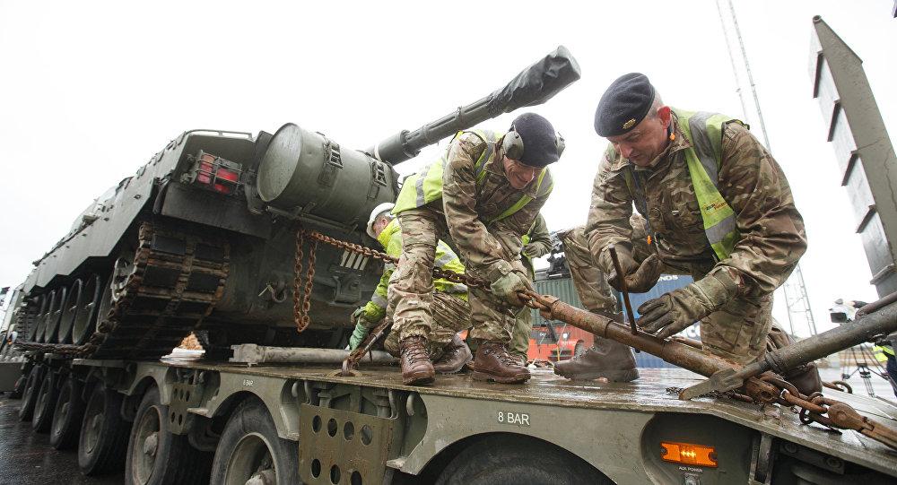 Rusiya-NATO savaşı: Kimin tankı çoxdur?