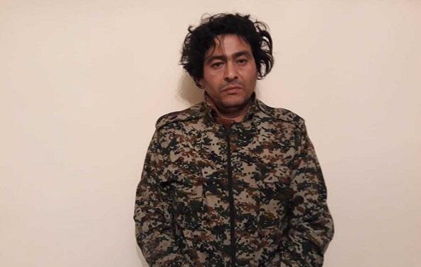 İrandan Astaraya 25 kq narkotik gətirdi, tutuldu