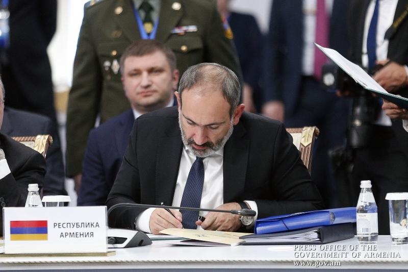 """Paşinyanın 5 ölkənin prezidentinə MÜRACİƏTİ: """"Azərbaycana silah satmayın"""""""