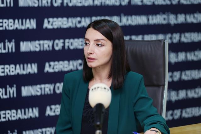 """Azərbaycan XİN: """"Əgər Paşinyan fikrini dəyişibsə o, bunu açıq şəkildə bildirməlidir"""""""
