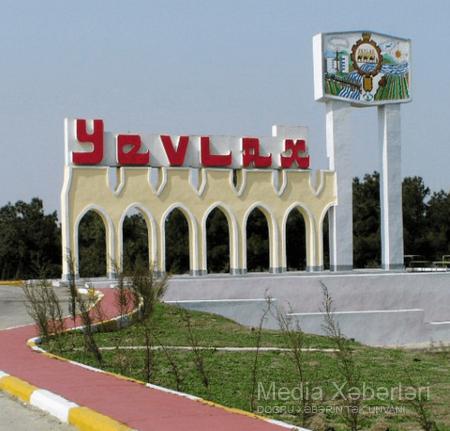 Yevlaxda jurnalistlərə hörmətsizlik edildi