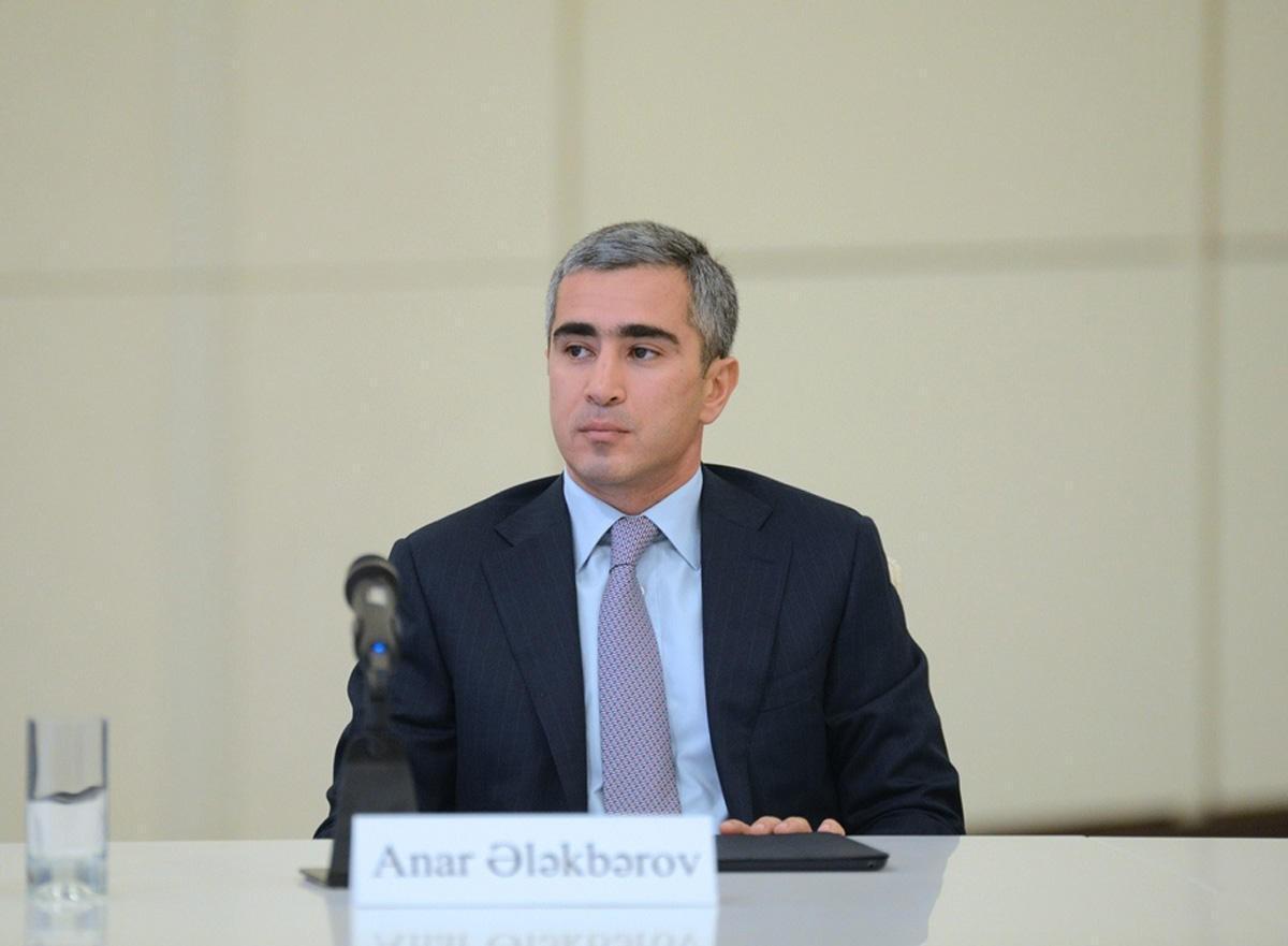 Prezidentin yeni köməkçisi Anar Ələkbərov kimdir? — DOSYE