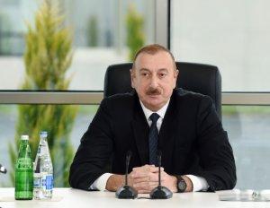 """İlham Əliyev: """"Korrupsiya və rüşvətxorluq bizə qalan mirasdır"""""""
