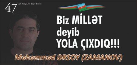 """Deputatlığa namizəd Prezidentə müraciət etdi – """"Sizə güvənimiz sonsuzdur!!!"""""""