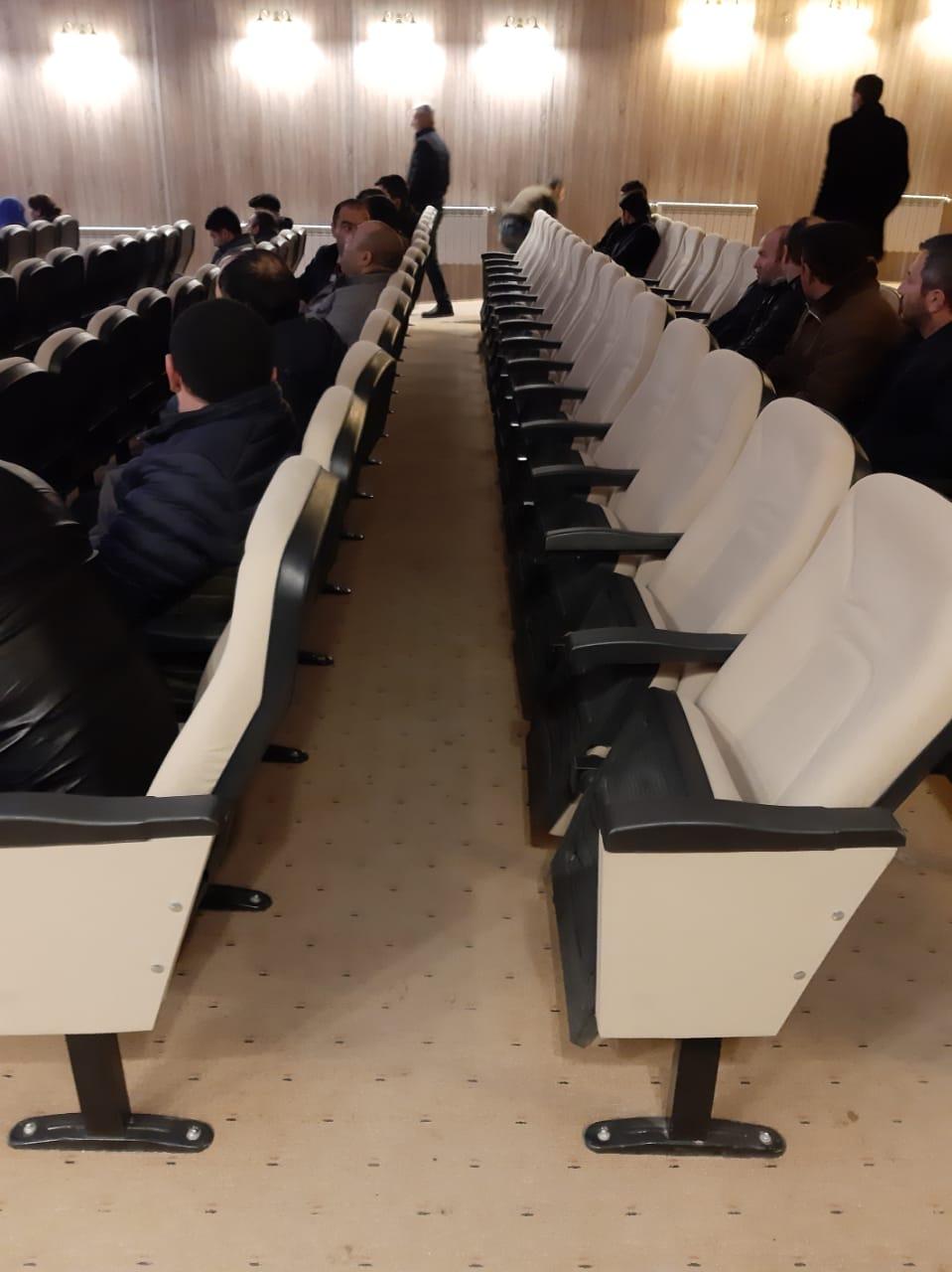 Maştağa, Nardaran, Bilgəh və Zabrat camaatı namizəd Aygün Süleymanlını boykot edib