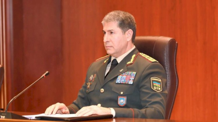Vilayət Eyvazov polkovnik-leytenantı yeni vəzifəyə təyin etdi
