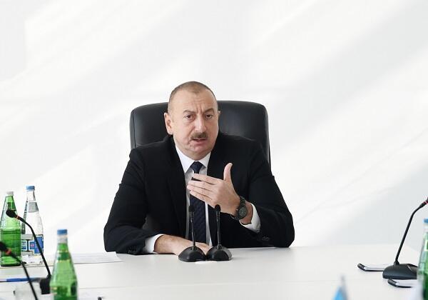 Prezidentdən qəti mövqe: Gözlər MSK-da…