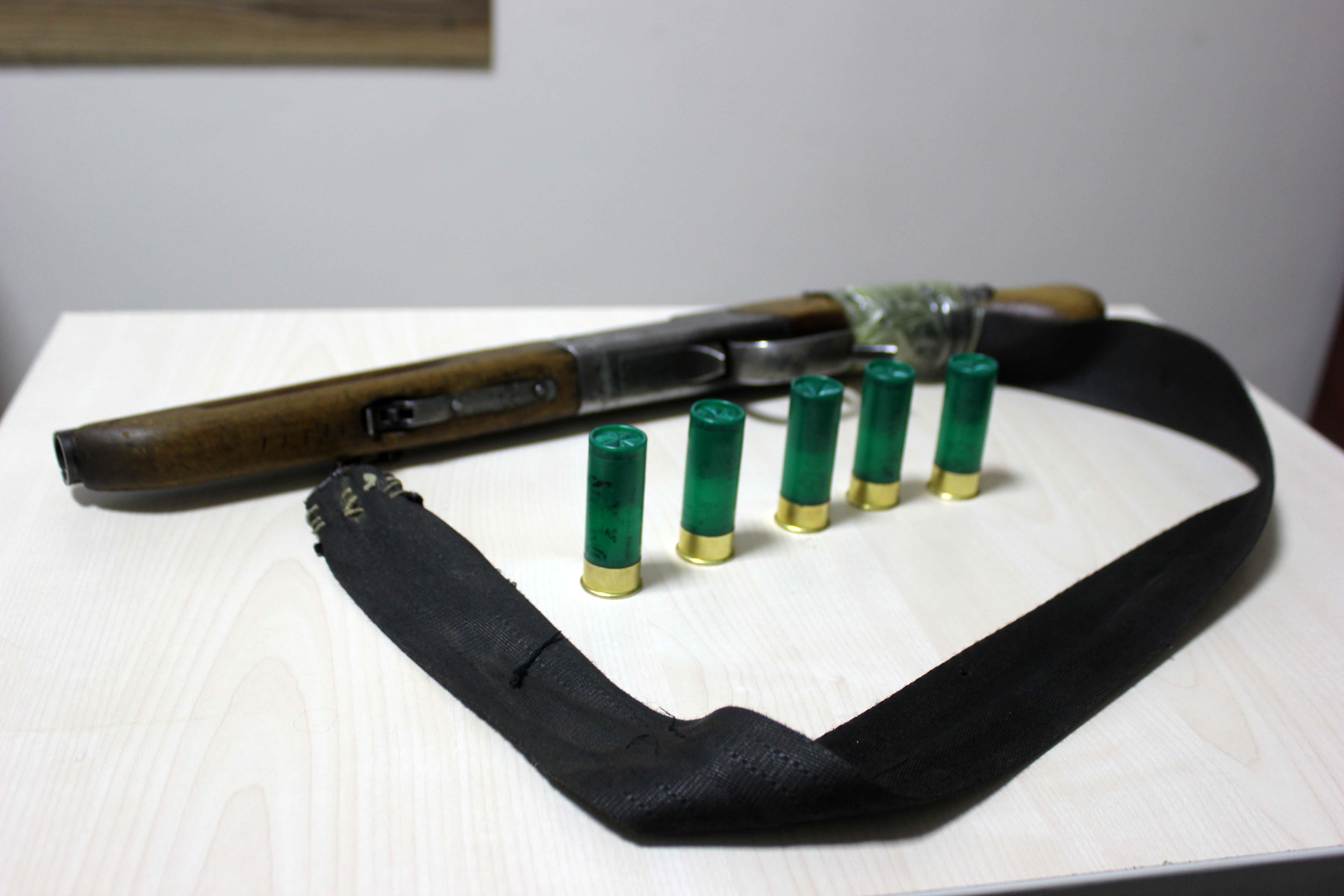 Üzərindən silah aşkarlandı- XIZIDA