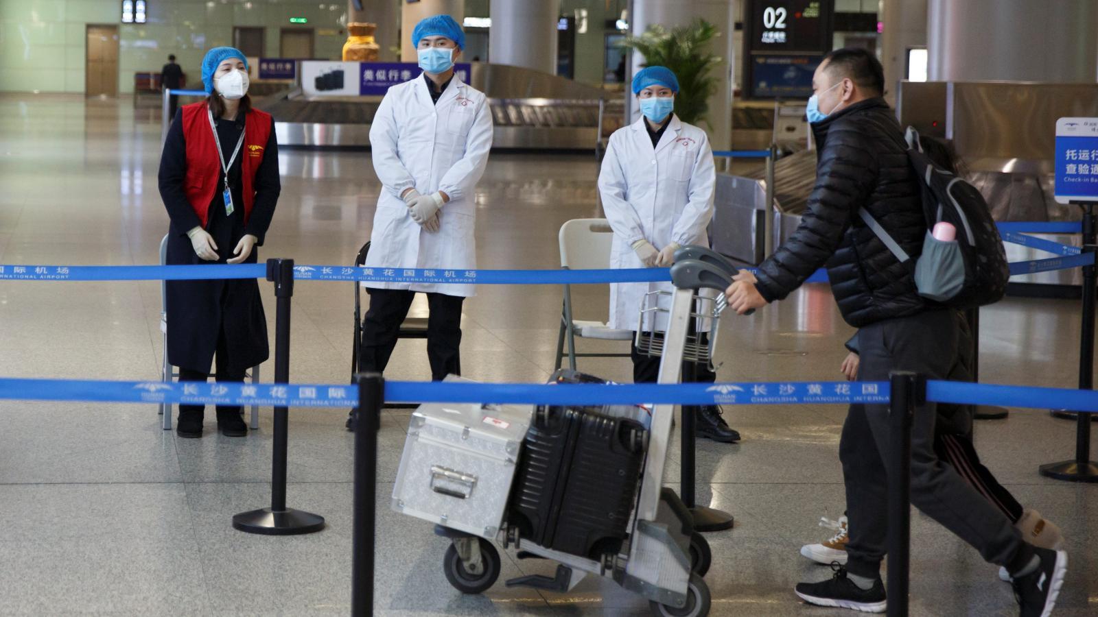 Bakıdan Belarusa uçan şəxsdə koronavirus aşkarlandı