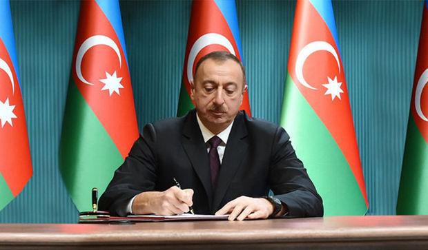 İlham Əliyev 8 sərəncam imzaladı