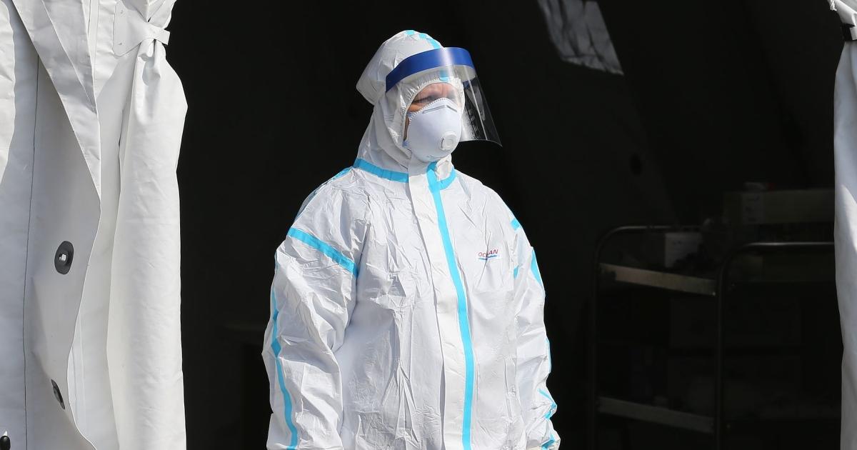 Gürcüstanda həkim koronavirusa yoluxdu, klinika bağlandı