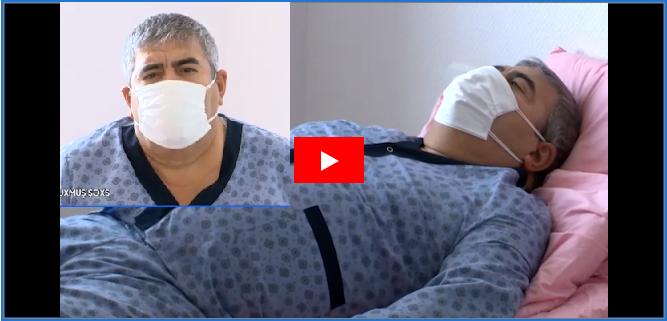 Azərbaycanda koronavirusa tutulan xəstə danışdı – VİDEO