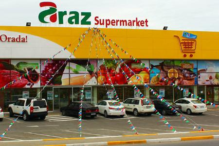 """Araz"" supermarketində ENDİRİM FIRILDAĞI – FAKT"