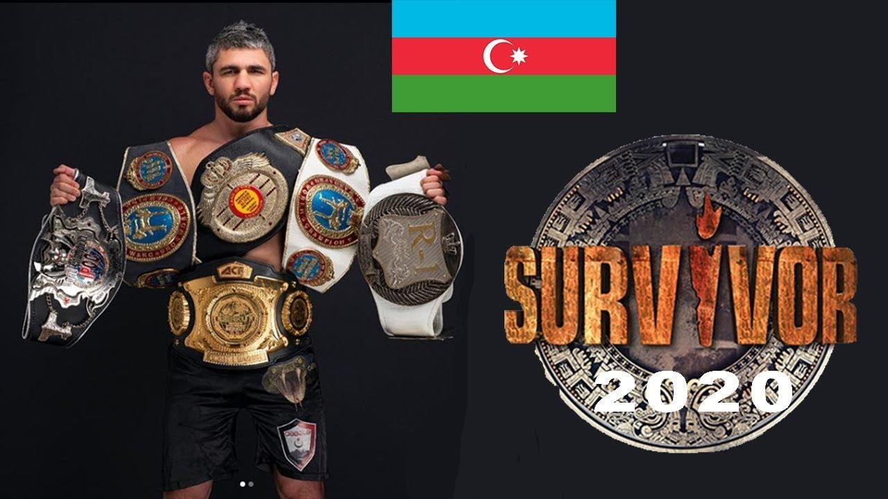 """Azərbaycanlı kikboksçu """"Survivor""""dan ayrıldı – Acun Ilıcalı şokda"""
