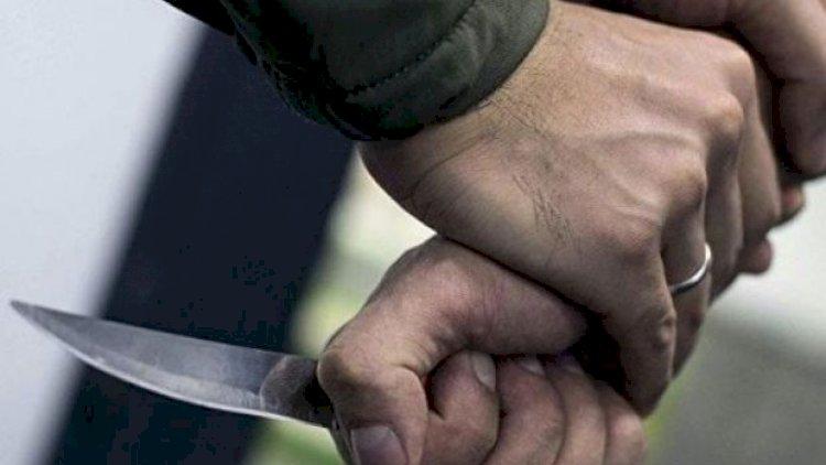 Tovuzda 43 yaşlı kişi bıçaqlandı