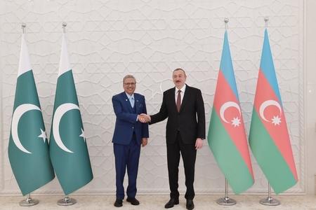Pakistanın dövlət başçısı Prezident İlham Əliyevi təbrik edib
