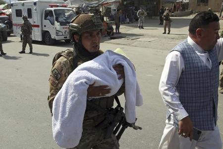 ABŞ: Əfqanıstana hücumları İŞİD həyata keçirib