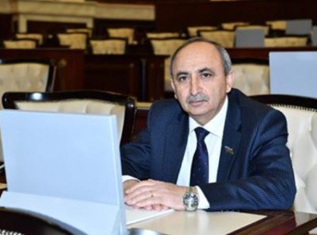 """Deputat: """"Azərbaycana vurulan maddi və mənəvi ziyanı ödəməlidirlər"""""""