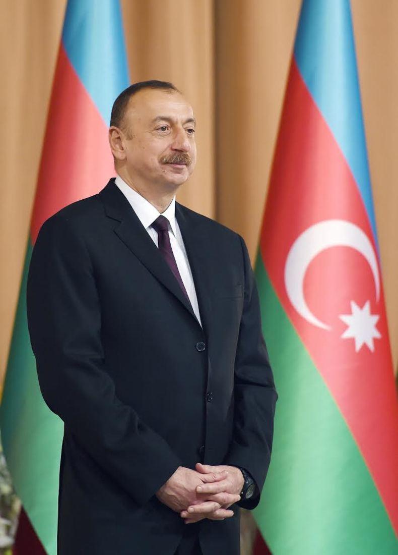 Azərbaycan xalqı öz doğma Prezidentinə güvənir