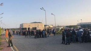 Şəhid oğlu Taxtakörpü-Ceyranbatan su kanalında boğuldu