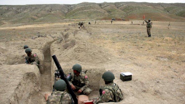 Erməni mayor Füzulidə minaya düşüb öldü
