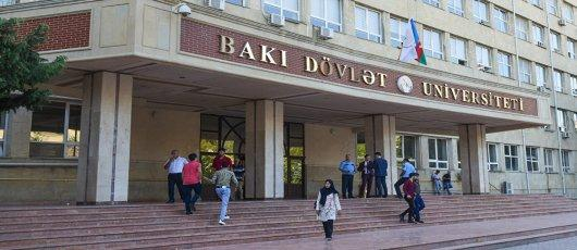 BDU-nun 2 mühafizəçi ilə gəzən tələbəsi kimdir? – FOTO