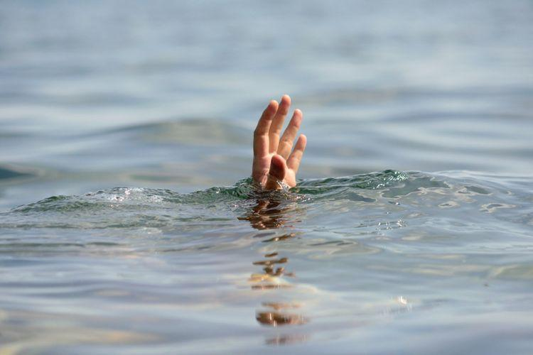 Samur-Abşeron su kanalında 2 nəfər batıb
