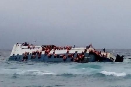 Banqladeşdə gəmi aşıb, 11 nəfər ölüb