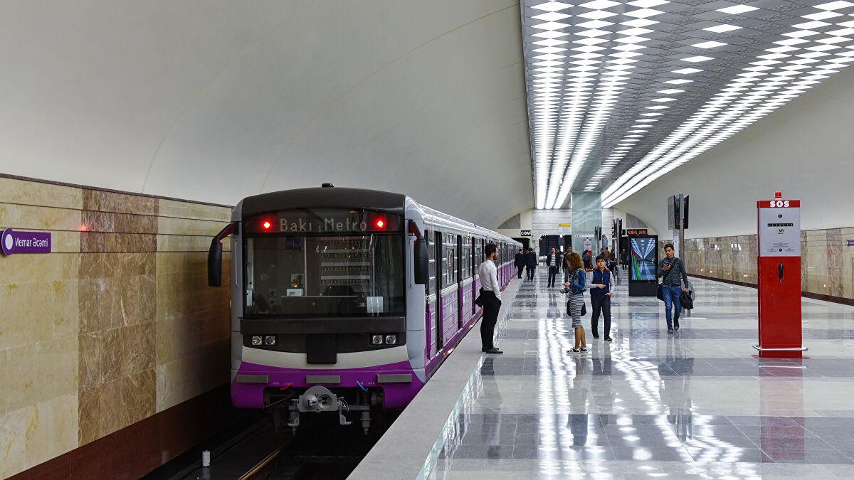 Sərnişinlərin nəzərinə – Metro 2 gün işləməyəcək