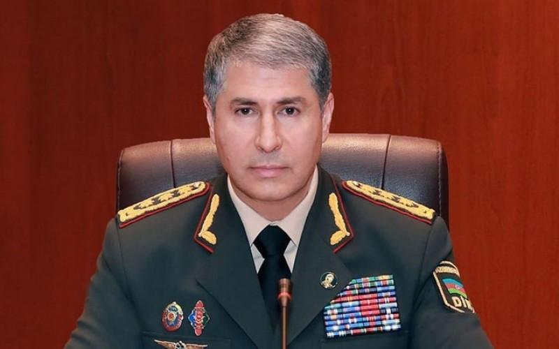 Vilayət Eyvazov YPX Alayına komandir təyin edib