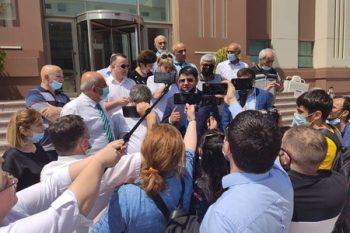 Jurnalist Zaur Qəriboğluna qarşı qaldırılan iddia təmin edilmədi FOTO